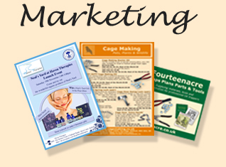 Marketing - (Ads, Brochures, Posters) Graphic Design for Small Businesses