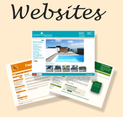 Websites & Graphic Design for Small Businesses