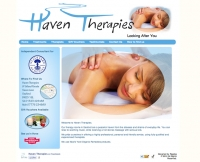 Haven-Therapies.co.uk Website