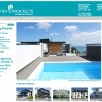 Godfrey's Architects Website