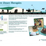 Nore Nore Down Therapies Web Design