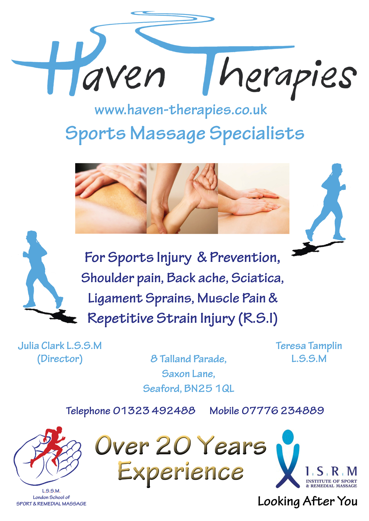 Haven Therapies  Poster - Seaford